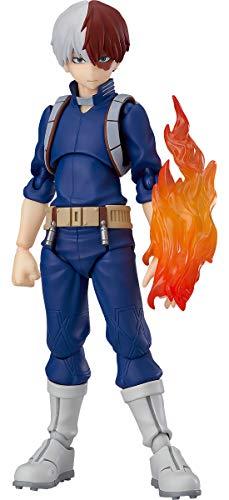 figma 僕のヒーローアカデミア 轟焦凍 ノンスケール ABS&PVC製 塗装済み可動フィギュア