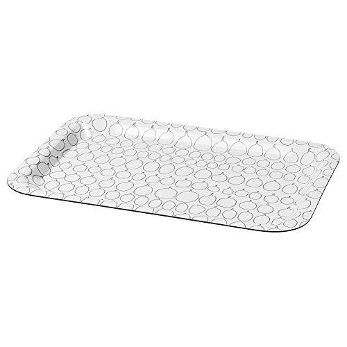 IKEA 704.174.96 Sammanhang Tablett, weiß