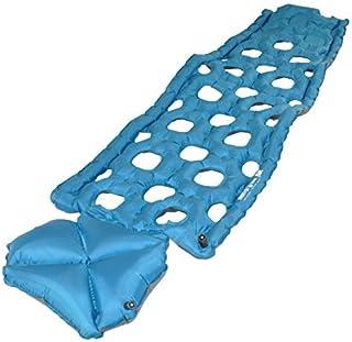 Klymit Inertia O Zone Inflatable Sleeping Pad - Blue/Grey, Large