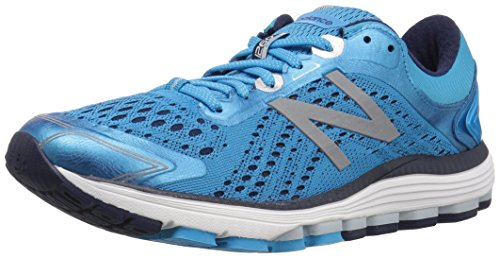 New Balance Women's FuelCell 1260 V7 Running Shoe, Bright Blue, 7.5 2E US