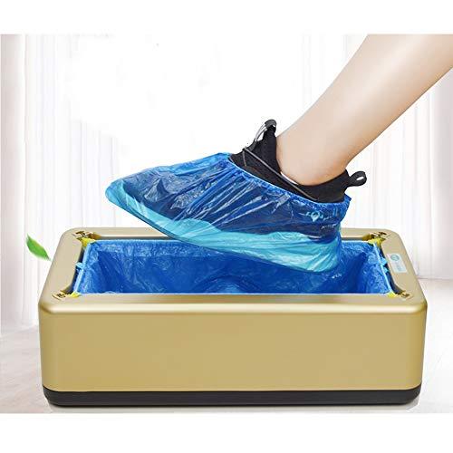VISLONE Automatischer Schuhüberzieher für Zuhause, Hotels, Fabriken