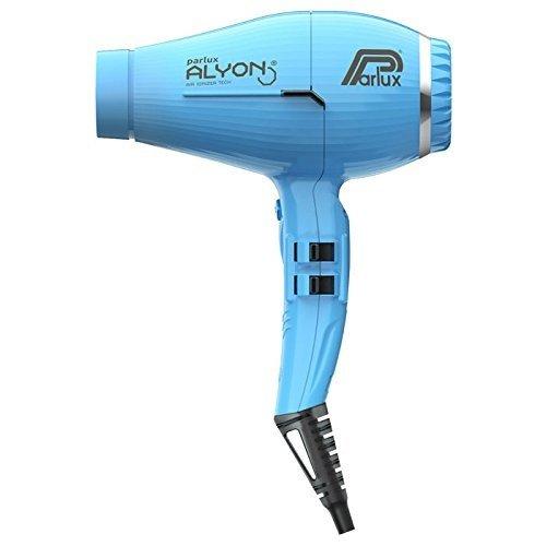 Parlux Alyon Light Air - Asciugacapelli ionizzante, colore: turchese.