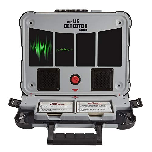 Hasbro Gaming Detector de Mentiras - Juego para Adultos Board Game