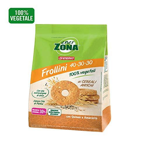 Enerzona Frollini con Quinoa e Amaranto - 250 gr