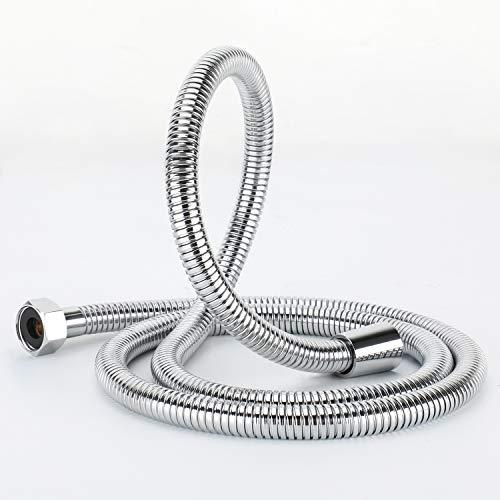 Brauseschlauch 150 cm, BONADE Duschschlauch, Brause- und Duschsysteme Brauseschlauch für Duschkopf, Edelstahl Handbrause, Duschbrauseschlauch