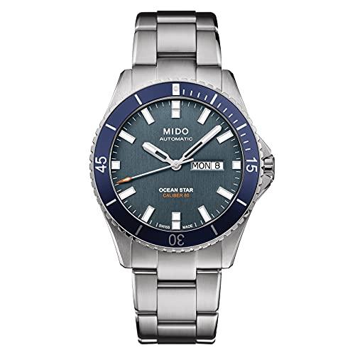 Mid O Ocean Star 200 Italia edición especial reloj suizo M026.430.11.081.00