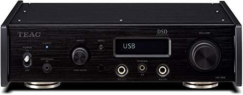 Convertitore D/a Usb (Ud-505 Black) Con Amplificatore Per Cuffie Integrato Blt.
