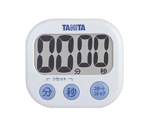 タニタ『デジタルタイマーでか見えタイマー(TD-384)』