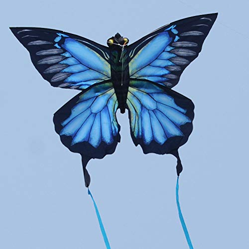 FANZIFAN kite,Butterfly Kite Cool Creative Stereo Kites With Tail Easy to fly Outdoor Sport Toys children and Adults Toy Gift,without kite line