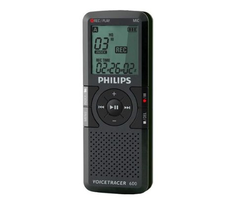 Philips Voice Tracer LFH 0602 Dittafono