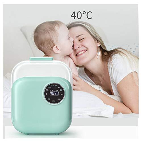 TANCEQI Flaschenwärmer Babykostwärmer Mit Sterilisator Für Babynahrung & Muttermilch Dampfsterilisator, Flaschen Sterilisator, Baby Milchwärmer, Zum Sterilisieren, Trocknen, Erwärmen