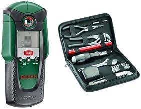 Bosch PDO Multifunctionele digitale detector met extra handgereedschapsset (17 stuks) (oude versie)