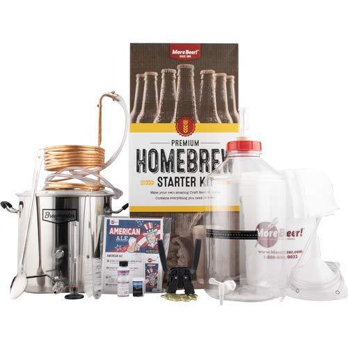 Fermonster Premium Homebrew Starter Kit is Super Easy To Use For All Levels