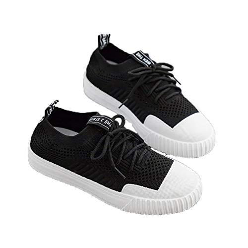 Zapatillas de Deporte para Mujer Malla Baja Moda Ligera Zapatos Casuales duraderos Deportes al Aire Libre Zapatillas cómodas para Caminar