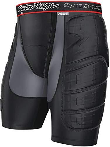 Troy Lee Designs LPS 7605 Protection Short - Men's Solid Black, L