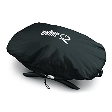 Weber 7110 Grill Cover for Q 100/1000 Series Gas Grills