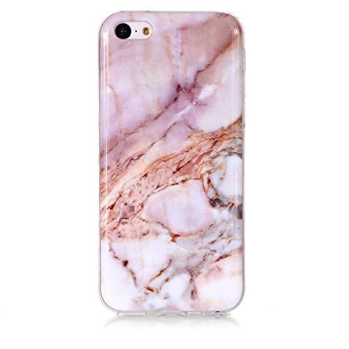 Lomogo iPhone 5C Hülle Silikon, Schutzhülle Stoßfest Kratzfest Handyhülle Case für Apple iPhone5C - LOYHU230010#10