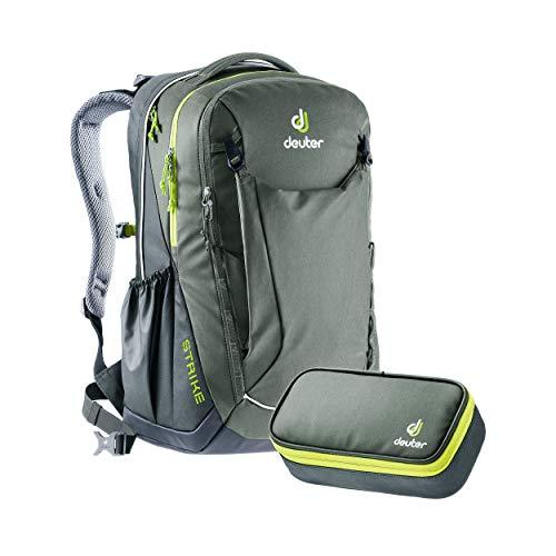 Deuter School Backpack Strike Set Polyester Large 30 Liter 46 x 29 x 25 cm (H/B/T) Kids Bags (School) (3880520)