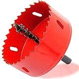 ホールソー 選べる40サイズ(16~220mm) 木工 用 DIY に最適! 穴あけ 道具 ホルソー (90mm)