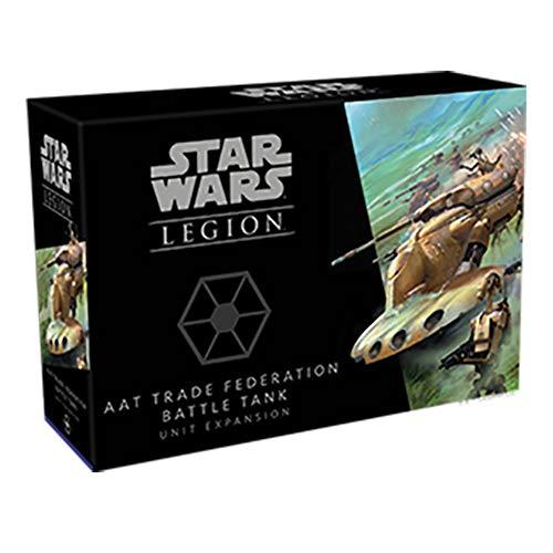 FFG Star Wars: Legion - AAT Trade Federation Battle Tank Unit Expansion - English