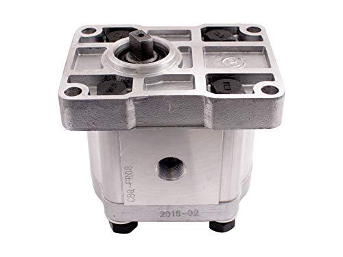 SECURA Hydraulikpumpe kompatibel mit Stahlmann T8-400 (400V) Holzspalter