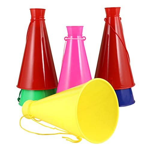 For Sale! BESPORTBLE 6pcs Fan Trumpet Plastic Toys Colorful Promotional Props Cheering Horn Kids Noi...
