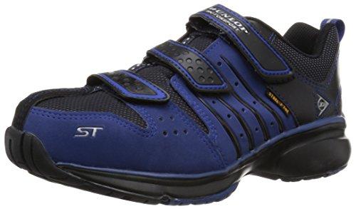 [ダンロップモータースポーツ] 作業靴 安全靴 セーフティスニーカー マグナムST302 メンズ ブルー 25.5 cm 4E