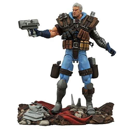 Marvel Comics OCT142189Select Cable Action Figure