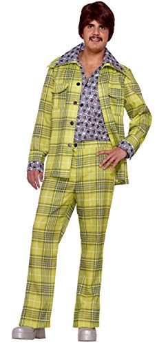 Checked Suit Fancy Dress