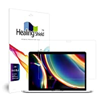 Healingshield スキンシール液晶保護フィルム Screen Protector Eye Protection Anti UV Blue Ray Film Compatible with Apple Macbook Pro 13 Touch Bar 2020 2.0GHz