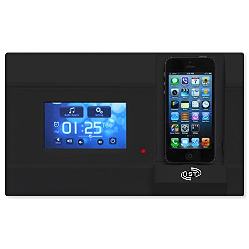 Intrasonic Technology IST In-Wall Stereo System, Black (I600B)