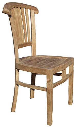 BEHO Natürlich gut in Holz ! Beho Natürlich gut in Holz 2 Ramsessel 50x46x94 cm Teakholz Selected Kernholz unbehandelt zusammengebaut