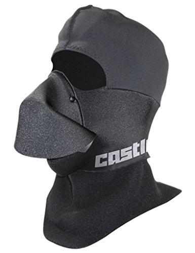 NO-FOG Breath Deflector/CASTLE Cold Weather Anti-Fog Mask
