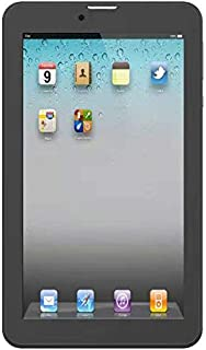 Discover K11, Tablet 7 Inch Dual Sim Android 4.4, 64GB, 4GB DDR3, 4G, Wi-Fi, Dual Camera (black)