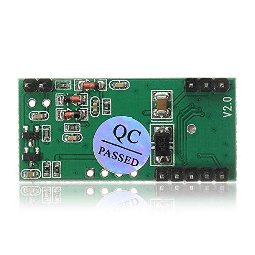 Kondensatoren 125KHz EM4100 RFID-Karte Lesemodul RDM630 UART Geekcreit for A-r-d-u-i-n-o - Produkte, DASS die Arbeit mit den Offiziellen A-r-d-u-i-n-o-Boards 5Pcs
