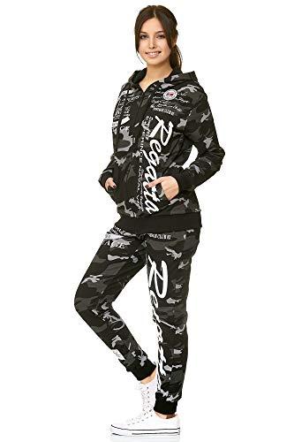 Violento Damen Trainingsanzug | Regatta 672 | Camouflage | S