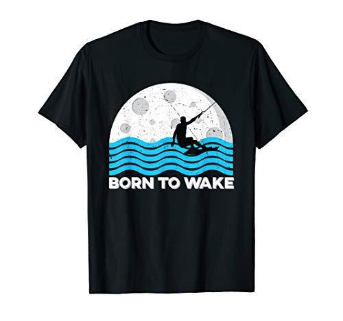 Wakeboard Shirt | Geschenk Damen Herren | Wakeboarding