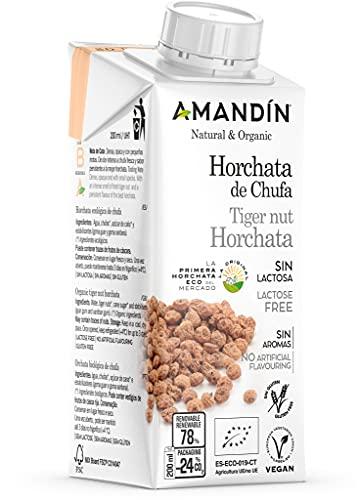 AMANDIN Horchata De Chufa Ecológica 1L