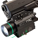 SIX TAC 1000 Lumens Tactical Gun Light...