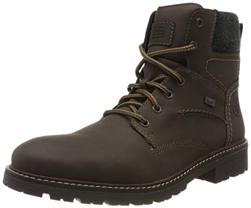 Rieker Herren 32031 Klassische Stiefel, Braun (Moro/Granit/Schwarz 26), 44 EU