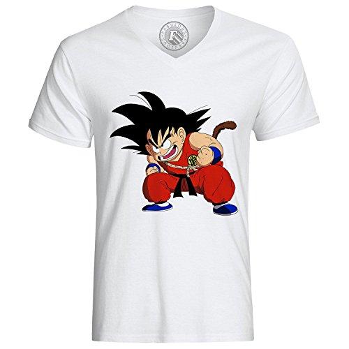 Fabulous T-Shirt Dragon Ball Manga San Goku DBZ