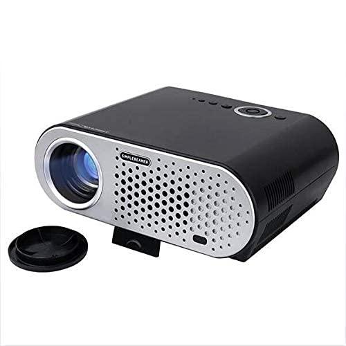 Mini Smart Projector Support TV Movie TV Show Video Game Home Cinema Proyector, Adecuado para reuniones de Oficina, Entretenimiento Familiar