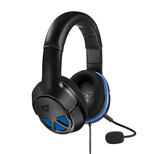 Auriculares gaming con micrófono para PlayStation 4