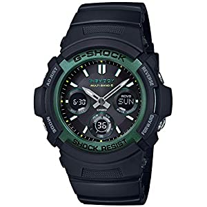 Casio G-Shock The World AWG-M100SF-1A3JR 4