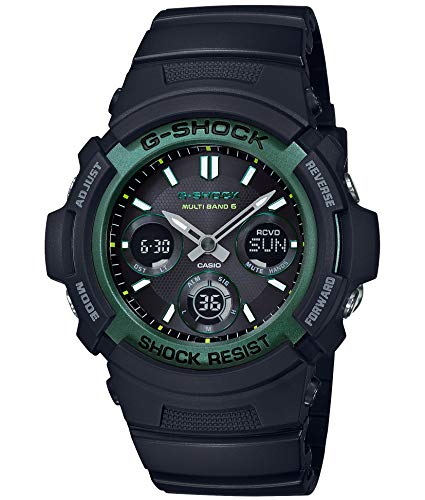 Casio G-Shock The World AWG-M100SF-1A3JR 1