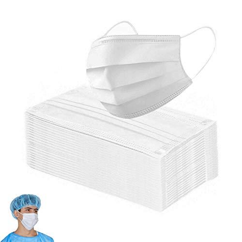 Einweg Atemschutzmaske OP-Maske Mundschutz Schutzmaske Maske Mund Atem Weiß