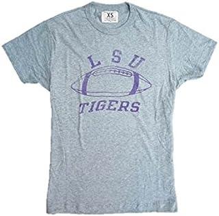 (テイルゲート)Tailgate Tシャツ COLLEGE カレッジ プリント トッドスナイダー SAFARI LOUNGE LSU1450MTE LSU TIGERS H/GRYY