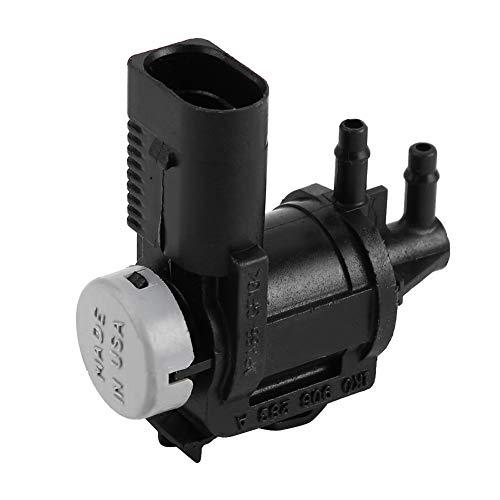 Alupre Interruptor de vacío válvula solenoide Compatible con el Escarabajo G-O-L-F J-E-T-T-A A3 A4 A6 A-U-D-I 1K0906283A
