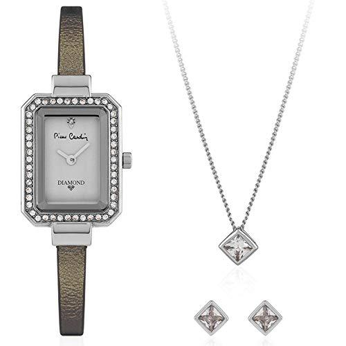 Pierre Cardin PCDX7925L4 Reloj de pulsera Masculino Cuarzo Acero inoxidable reloj