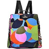 Women Anti-theft Fashion Backpack Purse Convertible Small Waterproof Travel Bag